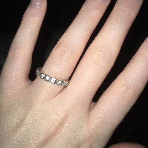 65a39b648 Pandora Alluring Brilliant Stackable Ring. M_5a942cd53316273aadfccdeb